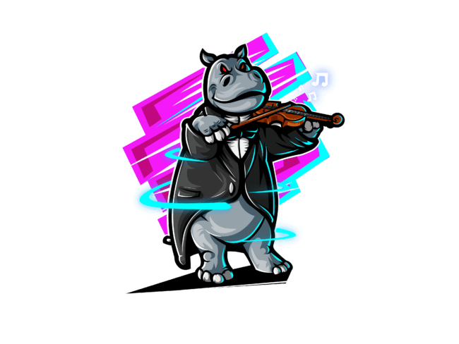 Hippo-with-violin-3